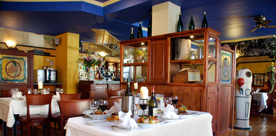 The Marconi Restaurant - Clifden