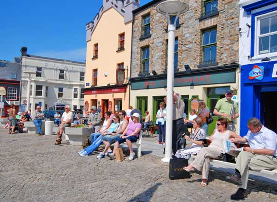 Market Square, Clifden