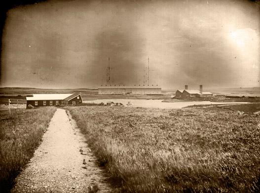 Marconi Staion, Connemara 1907