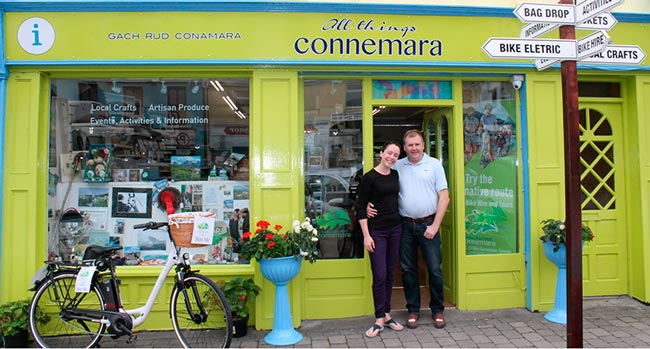 All things Connemara Shop,  Clifden
